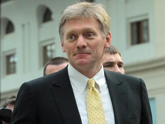 Песков назвал новые антироссийские санкции США «внутрипарламентскими упражнениями»