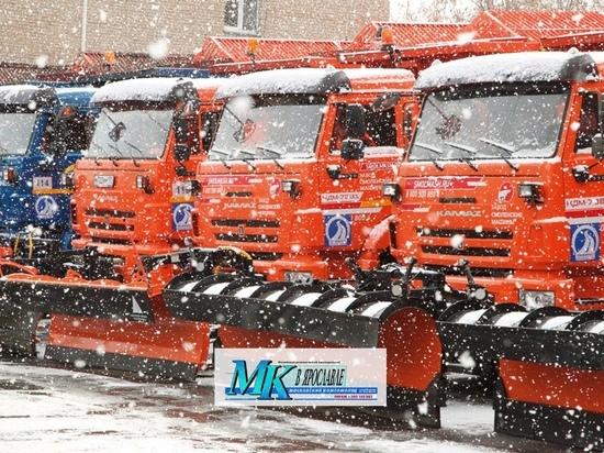 Ярославль встретит зиму с новой снегоуборочной техникой
