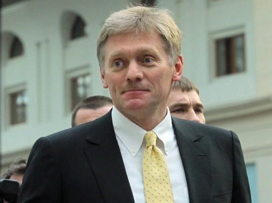 В Кремле не стали комментировать речь Зеленского, процитировавшего Путина