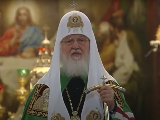 Патриарх Кирилл оконфузился, перепутав даты церковных праздников