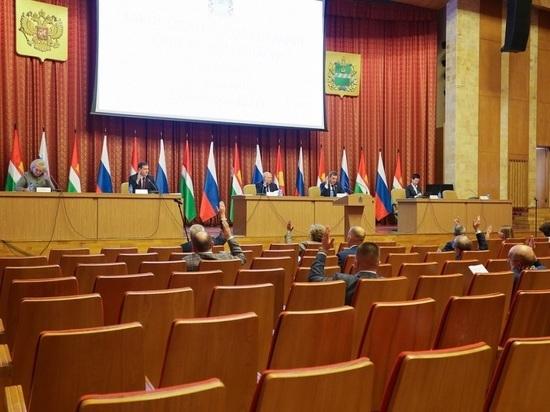В Калужской области объекты торговли потребобществ освободили от налога на имущество