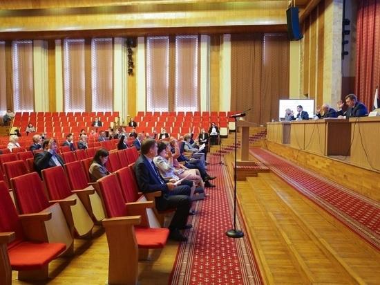 При Заксобрании Калужской области начнет работу комиссия по здравоохранению