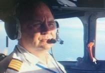 Пилот из Великих Лук погиб в авиакатастрофе