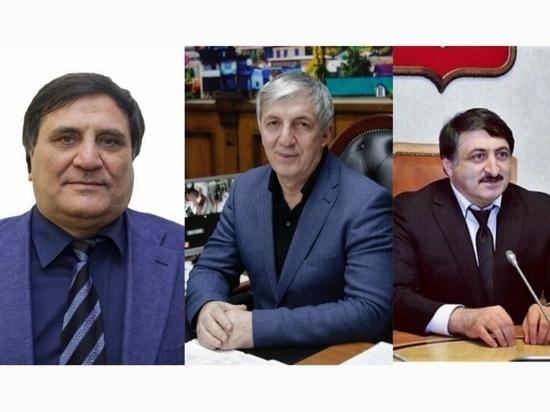 Депутаты Госдумы от Дагестана оставили свои должности