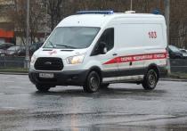 18-летняя студентка поварского колледжа, что на севере Москвы, погибла сегодня днем
