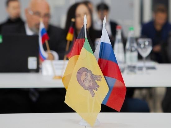 «Немецкий опыт в Пензенской области». В регионе обсудили вопросы международной кооперации