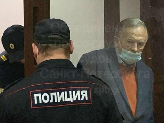 В городском суде Петербурга продолжили рассматривать апелляцию по делу историка-расчленителя Олега Соколова