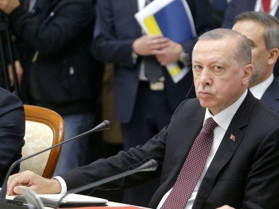 Эрдоган пригрозил «загнать в угол» членов Совбеза ООН