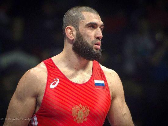 Титулованный борец вольного силя Билял Махов отстранён от участия в соревнованиях на 4 года