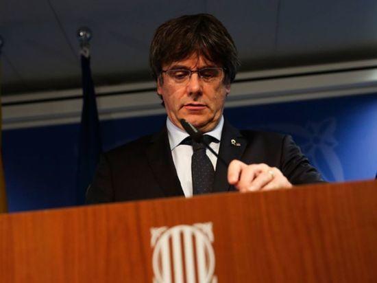 В Италии арестовали бывшего главу Каталонии Пучдемона