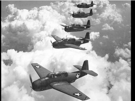 Детективы О'Киф и Эбботт разгадали пропажу 5 торпедоносцев Avenger США в Бермудском треугольнике