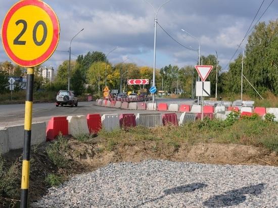 Два троллейбусных маршрута перестанут ходить на одной из главных улиц Томска на выходных