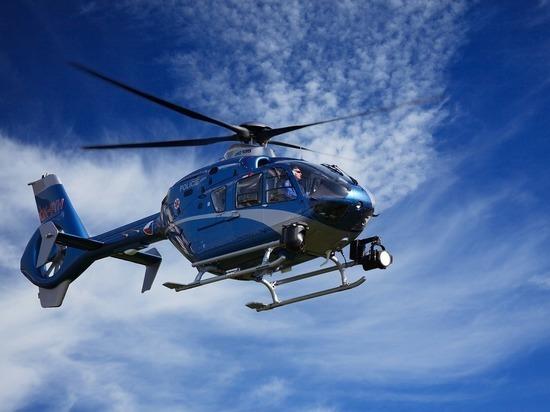 Потерпевший крушение на Камчатке вертолет Ка-27 принадлежал авиаотряду ФСБ