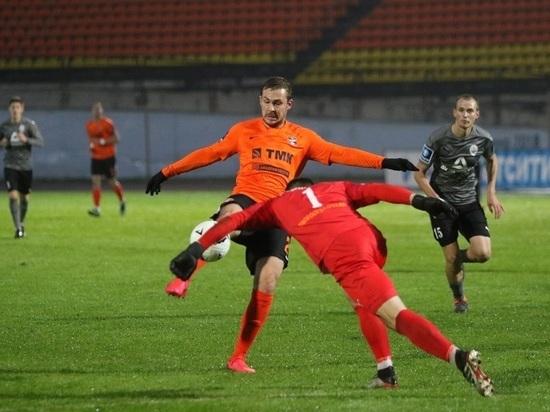 ФК «Урал» одержал первую победу в сезоне