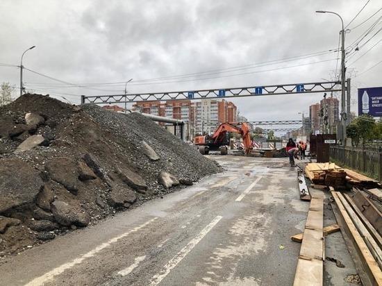 Улицу Павла Морозова в Хабаровске починят в 2022 году