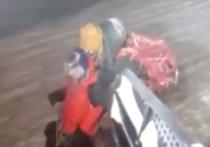 Один из участников восхождения на гору Эльбрус рассказал о несчастном случае, который произошел с его напарниками