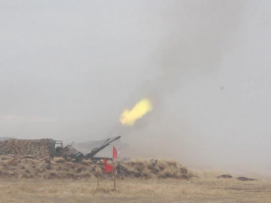 Жаркие бои «Донгуза»: в Оренбуржье завершились учения армий ШОС