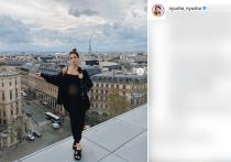 Российская певица Анна Шурочкина, более известная как Нюша, уже несколько дней отдыхает в теплой Испании