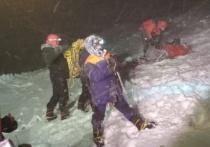 Поисково-спасательная операция на Эльбрусе завершена