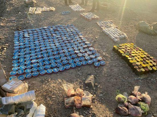 Более 250 килограммов икры изъяли в Комсомольске-на-Амуре
