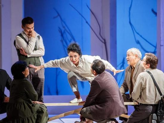 На Родину первого русского театра иностранцы привезли только русскую классику
