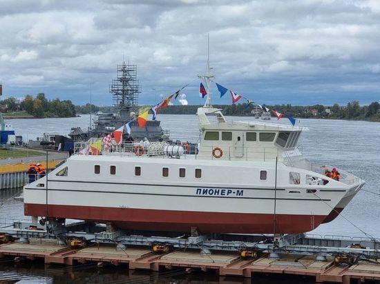 В России построили первый безэкипажный «корабль-призрак»