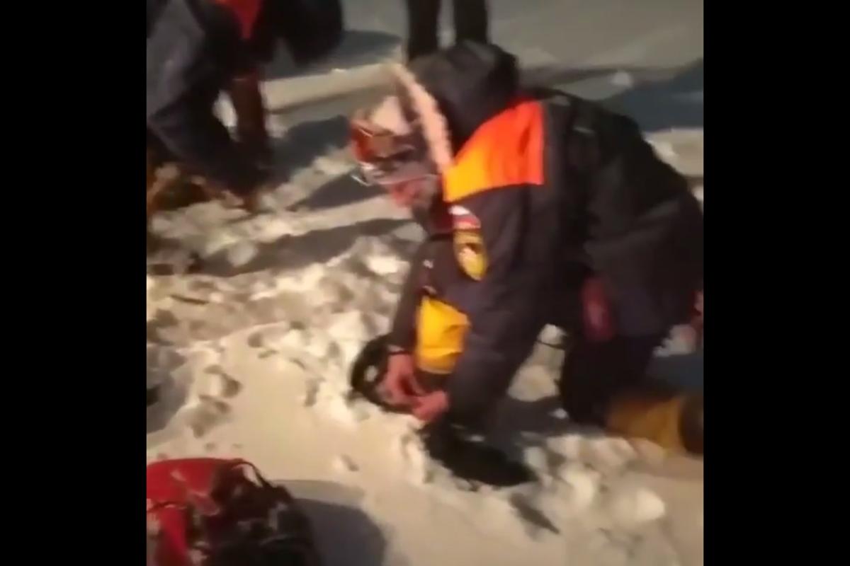 Гид назвал главную ошибку погибших на Эльбрусе туристов