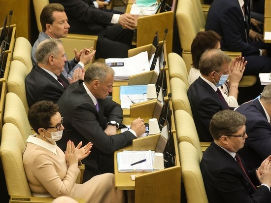 В «Единой России» рассказали, кто войдет в Госдуму