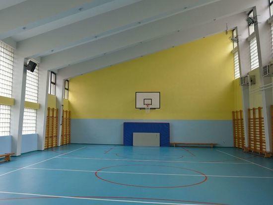 На ремонт спортзалов в 14 школах Ленобласти потратили около 31 млн рублей