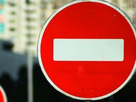 В Кирове на улице Свободы прорвало водопровод