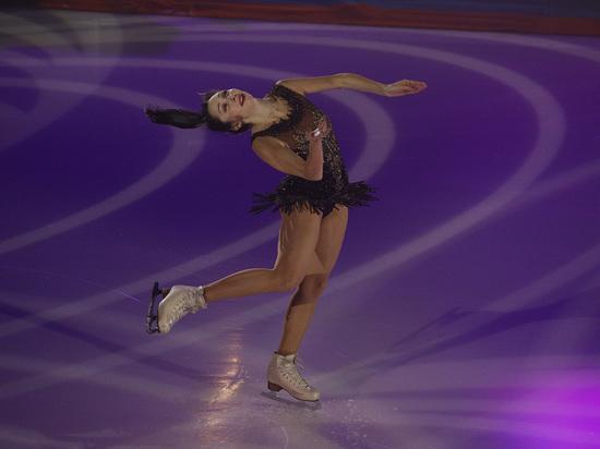 Туктамышева выиграла этап Кубка России по фигурному катанию