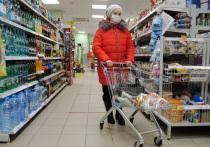 Расходы на покупку любимых россиянами круп, макарон, овощей и мяса продолжают расти