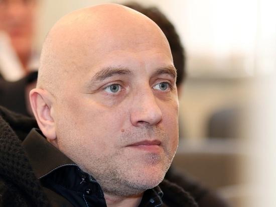 """Сопредседатель партии """"Справедливая Россия - За правду"""" Захар Прилепин принял решение отказаться от депутатского мандата"""
