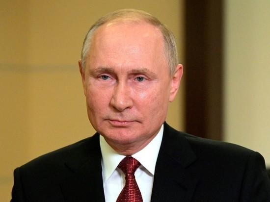 Путин оценил книгу немецкого писателя о любви к России