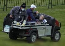 Британский актер Том Фелтон, сыгравший Драко Малфоя в серии фильмов про Гарри Поттера, потерял сознание во время турнира знаменитостей по гольфу перед Кубком Райдера в штате Висконсин и был госпитализирован
