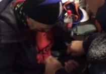 Альпинистов, попавших в бурю на Эльбрусе, согревали туристы из Новосибирска