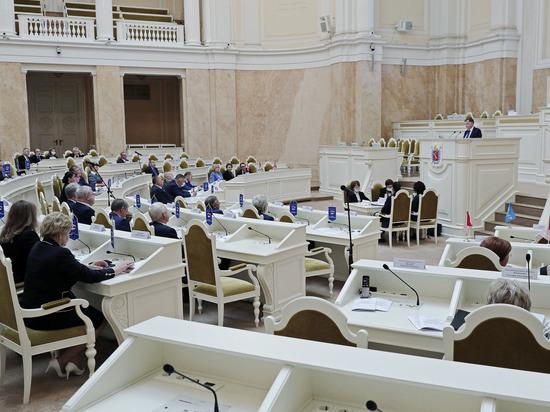 Жалобы на ЗакС Ленобласти из-за закупаемых систем голосования признали обоснованными