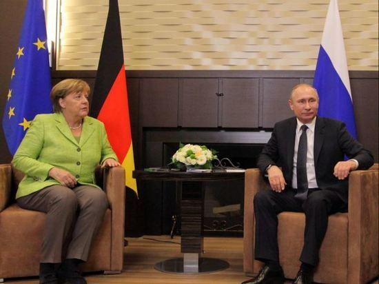 Климкин рассказал о троллинге Меркель в отношении Путина