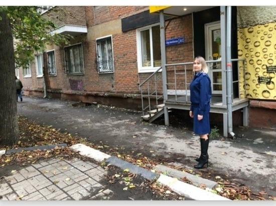 После вмешательства прокуратуры дом в Туле обеспечили газом и отоплением