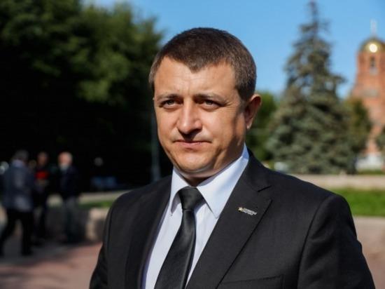 Зампредседателя гордумы Волгограда Андрей Гимбатов отказался от мандата