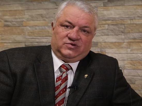Бывший руководитель ЦСКА генерал Лаговский погиб в автокатастрофе