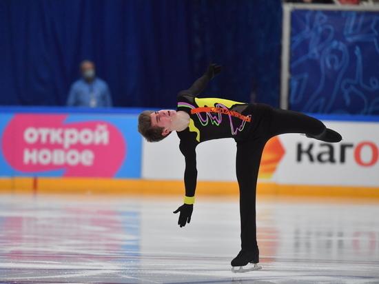 Марк Кондратюк на турнире в Германии стал бронзовым призером и подтвердил третью мужскую квоту в Пекин-2022