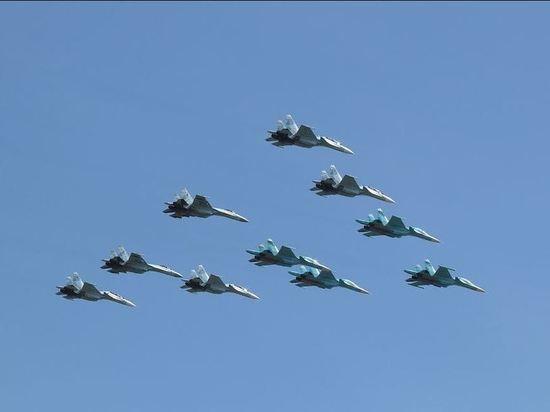 Украина обвинила Россию во вторжении самолетов в зону учений ВСУ