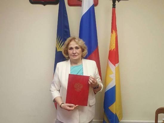 Главой города Апатиты стала Светлана Кательникова