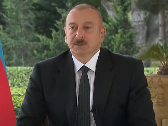 Президент Алиев рассказал об истоках победы в Карабахской войне