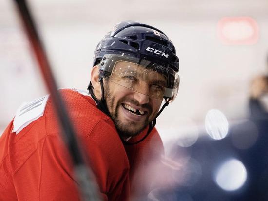 Капитан клуба НХЛ «Вашингтон Кэпиталз» Александр Овечкин рассказал, что намерен вставить выбитый зуб после карьеры