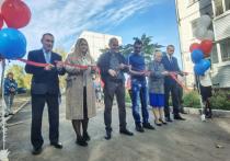 Один из проектов недавно завершили жители поселка Переяславка в районе имени Лазо, отремонтировав двор одного из многоквартирных домов
