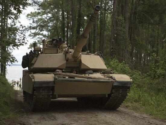 Польша закупает танки у США для борьбы с Россией