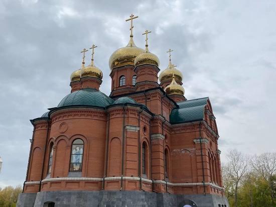 Большой Собор Александра Невского открыл свои двери в Барнауле