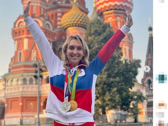 Baza: воры вернули медали олимпийской чемпионке Весниной и извинились